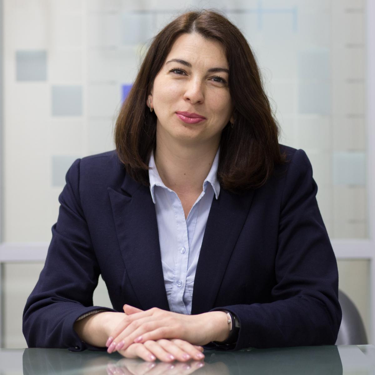 Tetyana Popruzhna
