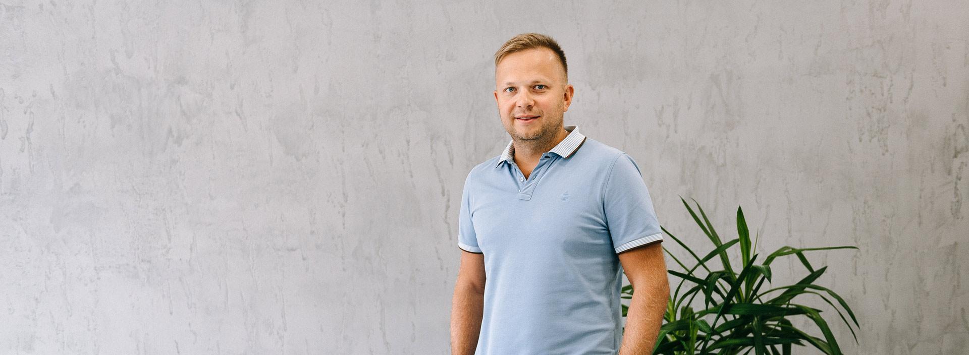 «Мы працюємо в червоному океані, але завжди шукаємо блакитний»: інтерв'ю з СЕО телеком-оператора GigaTrans Назарієм Курочко