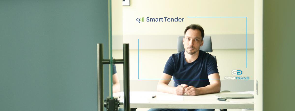 «Чтобы удержать пользователя, технологий – недостаточно. Нужно быть рядом с ним»: интервью с директором SmartTender Сергеем Сагуном