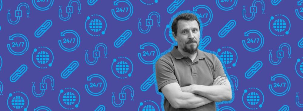 «В компанії у мене є простір для експериментів та розслідувань»: інтерв'ю з архітектором мережі телеком-оператора GigaTrans Андрієм Осначем