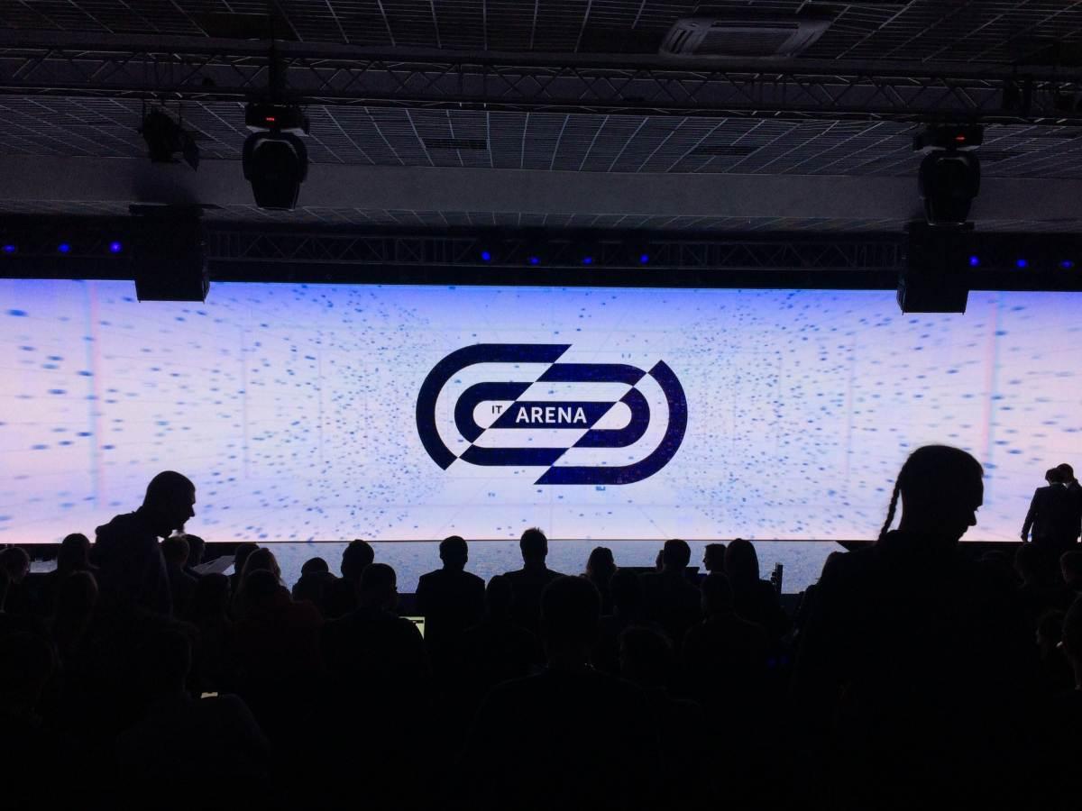 The Future Is Inside: 10 ключових трендів IT-індустрії за підсумками IT Arena 2018