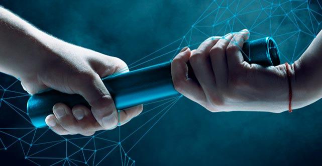 Data transmission channeling