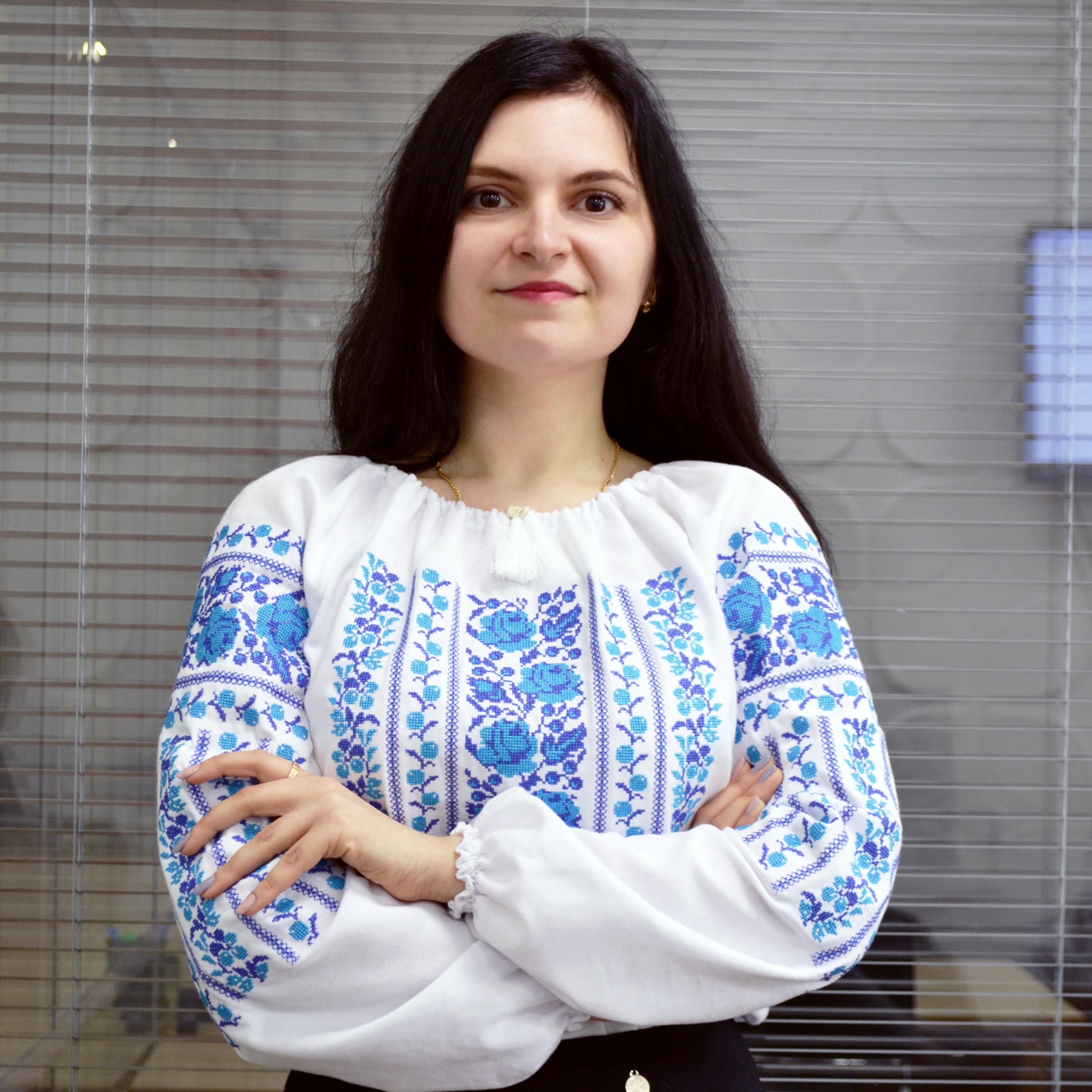 Вікторія Дешко