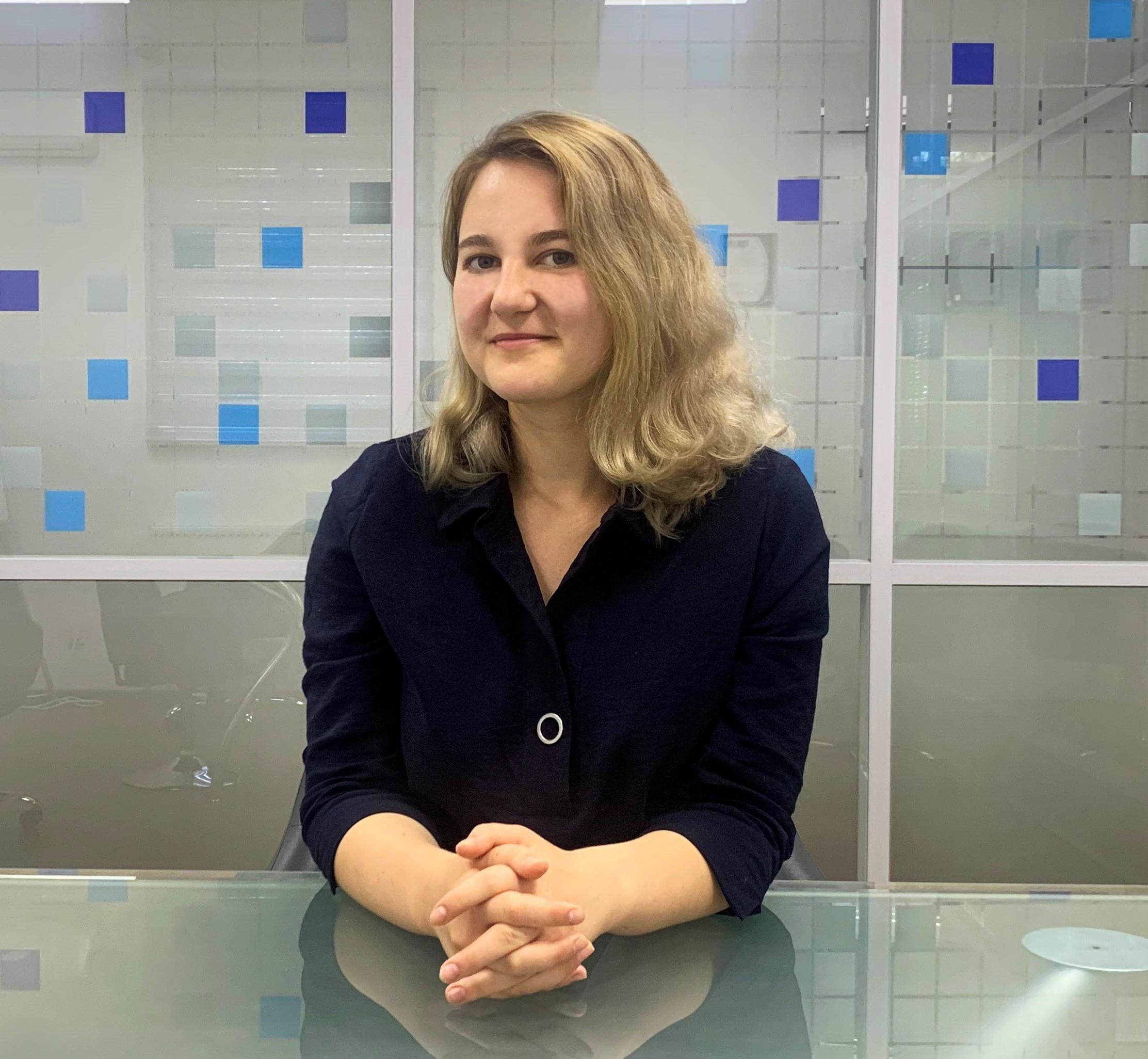 Ксения Еловикова
